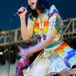 Kimbra @ Big Day Out 2012, Gold Coast Parklands, 22.01.2012