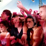 OFWGKTA crowd @ Big Day Out 2012, Gold Coast Parklands, 22.01.2012