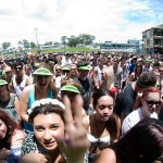 Papa Vs Pretty Crowd @ Big Day Out 2012, Gold Coast Parklands, 22.01.2012