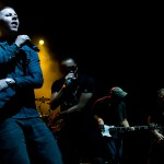 Professor Green @ The Riverstage, 1 March 2012