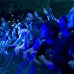 Dillinger Escape Plan crowd - Soundwave @ RNA Showgrounds, Saturday 25 February 2012