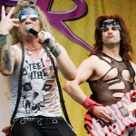Steel Panther - Soundwave @ RNA Showgrounds, Saturday 25 February 2012