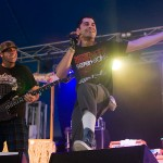 Zebrahead - Soundwave @ RNA Showgrounds, Saturday 25 February 2012