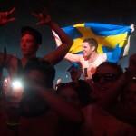 Swedish House Mafia crowd - Future Music @ Doomben Racecourse, Saturday 3 March 2012