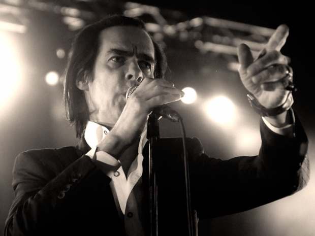 Nick Cave & The Bad Seeds @ The Riverstage, 08.03.2013