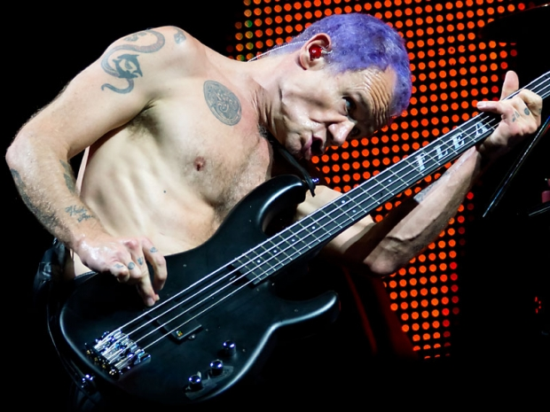Big Day Out 2013: Red Hot Chilli Peppers @ Gold Coast Parklands, Sunday 20 January 2013