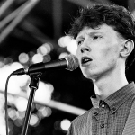 King Krule @ Laneway 2014, RNA Showgrounds, Friday 31 January 2014