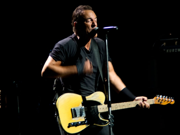 Bruce Springsteen & The E Street Band @ Brisbane Entertainment Centre, Wednesday 26 February 2014