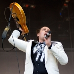 Arcade Fire @ Big Day Out 2014, Metricon Stadium, Sunday 19 January 2014