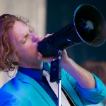 Arcade Fire @ Big Day Out 2014, Metricon Stadium, Sunday 19 January 2014