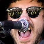 Portugal. The Man @ Big Day Out 2014, Metricon Stadium, Sunday 19 January 2014