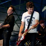 The Drones @ Big Day Out 2014, Metricon Stadium, Sunday 19 January 2014