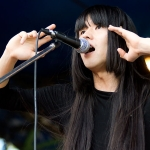 Bo Ningen @ Big Day Out 2014, Metricon Stadium, Sunday 19 January 2014