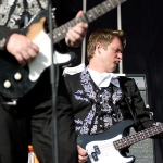 The Hives @ Big Day Out 2014, Metricon Stadium, Sunday 19 January 2014