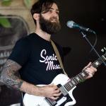 El Motel @ Sonic Masala Fest 2014, Greenslopes Bowls Club, Saturday 21 June 2014