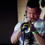Ghost Notes @ Sonic Masala Fest 2014, Greenslopes Bowls Club, Saturday 21 June 2014