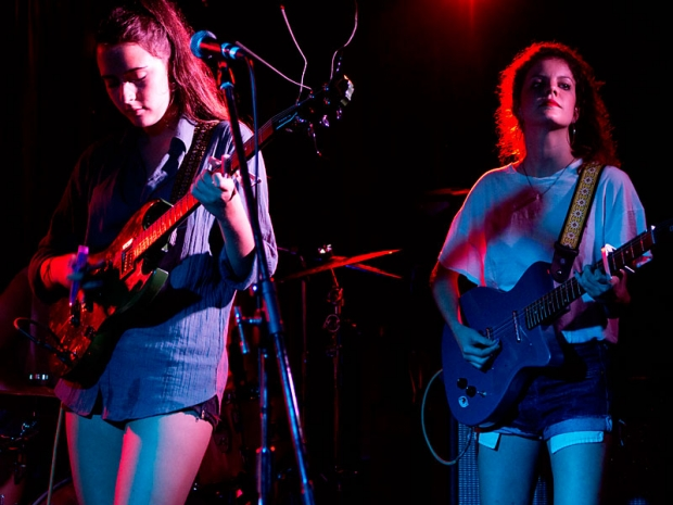 Hinds @ Black Bear Lodge, Thursday 19 February 2015
