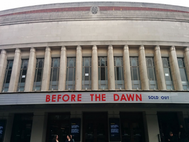 Before The Dawn - Sold Out