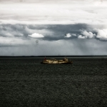 Dark Clouds Over Port Darwin