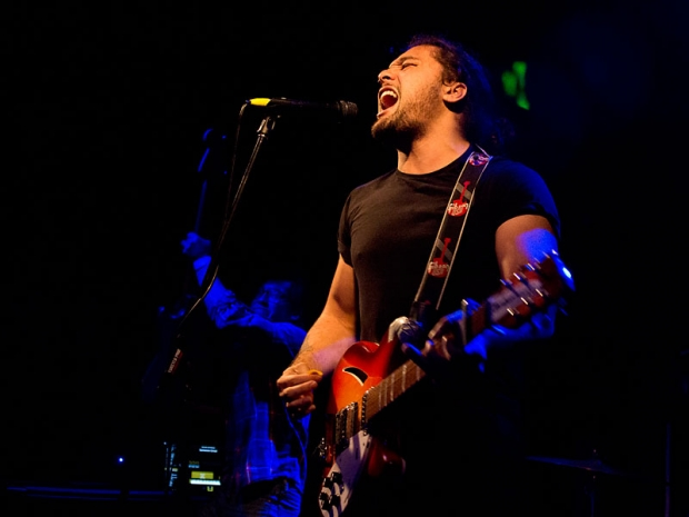 Gang Of Youths @ Woolly Mammoth, Saturday 16 May 2015
