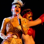 Peaches @ Max Watt's, Wednesday 6 May 2015
