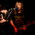 Pulled Apart By Horses @ Crowbar, Thursday 29 October 2015