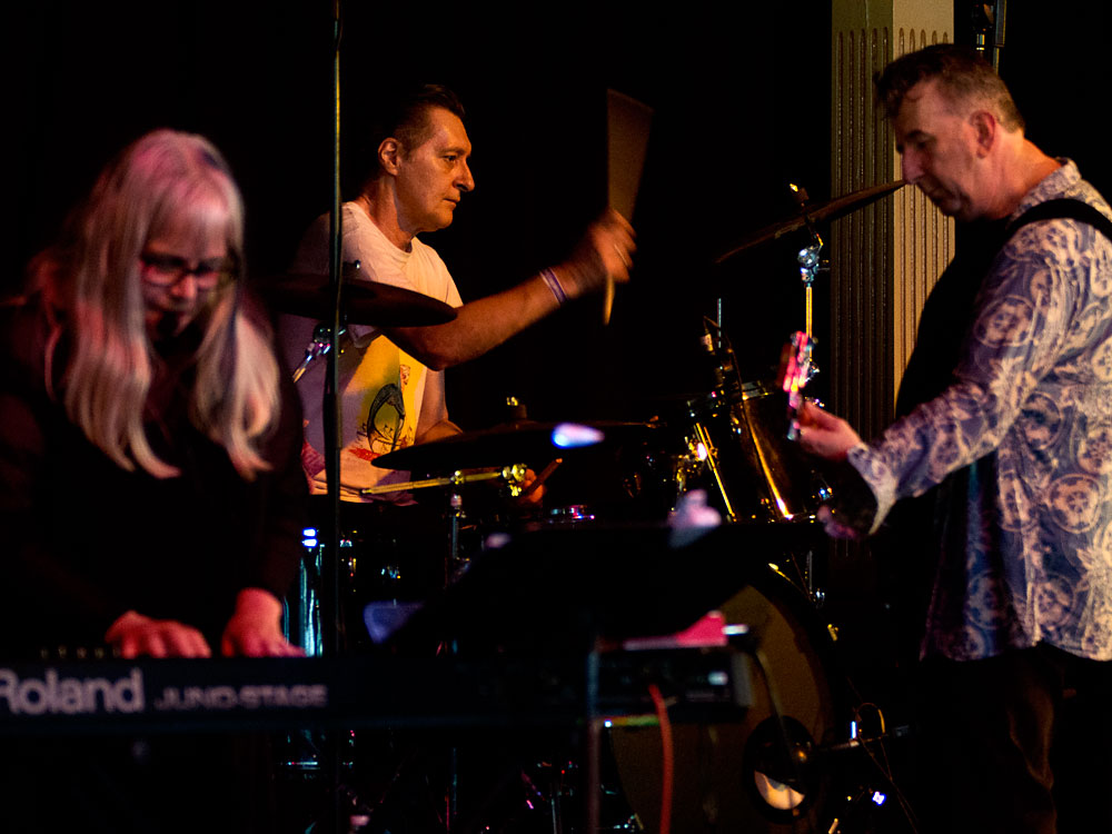 4ZZZ's 40th Birthday Party @ The Old Museum, 04 12 2015 | This Is